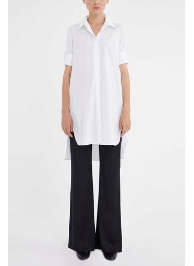 Societa Gömlek Beyaz